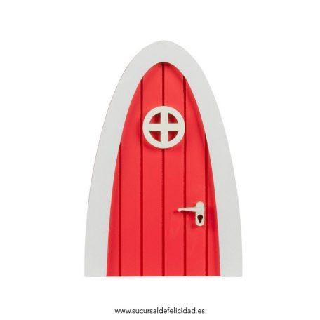 Mini Puerta Mágica Roja