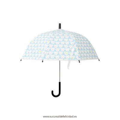 Paraguas Infantil Gatos