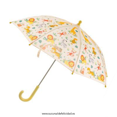 Paraguas Infantil Safari