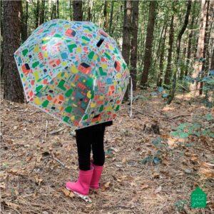 Paraguas Infantil La Campagne