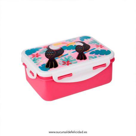 Lunch box Tucán