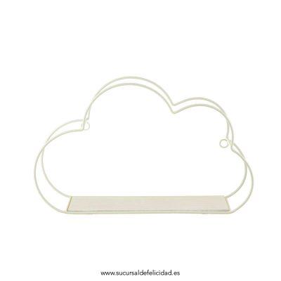 Estante Nube Blanca