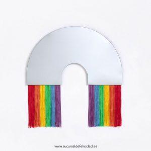 Espejo Rainbow