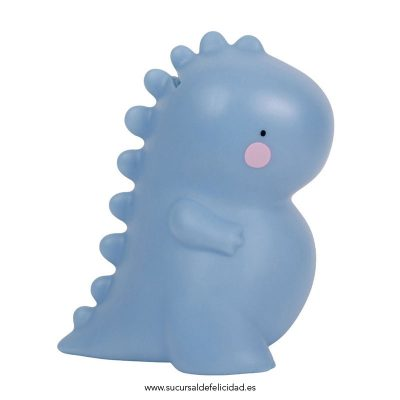 Hucha Dino Azul