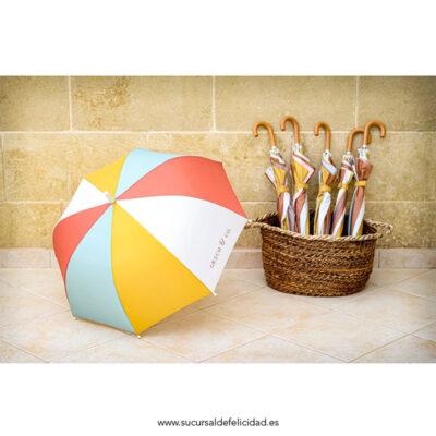 Paraguas Infantil Rust