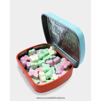 lata caramelos mariposas tuttifrutti