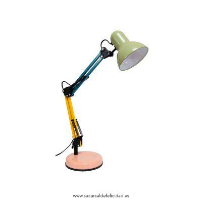 Lámpara de Mesa Ralph Verde