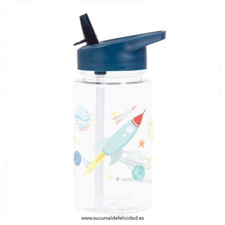 Botella Infantil Espacio
