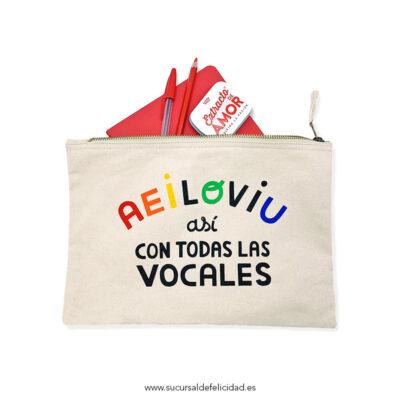 Bolsa Porta Cosas - AEILOVIU