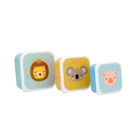 Set Tuppers Animal Friends
