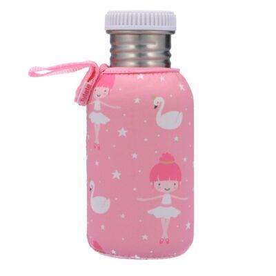 Botella Acero con Funda Bailarina 500ml