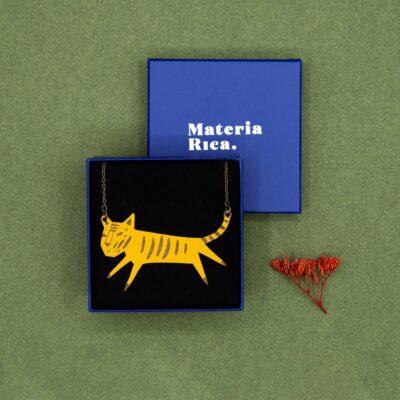 Collar Tiger