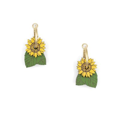 Pendientes Sunflower Field